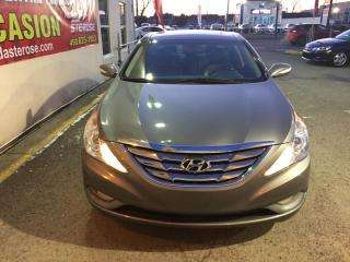 Used 2012 Hyundai Sonata LIMITED CUIR TOIT GPS for sale in Laval, QC