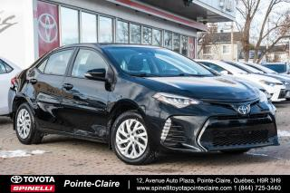Used 2017 Toyota Corolla SE PKG for sale in Pointe-Claire, QC