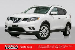 Used 2014 Nissan Rogue SV AWD 7 PASSAGERS 7 PASSAGERS / AWD / NAVIGATION / TOIT PANORAMIQUE / CAMERA 360 for sale in Montréal, QC