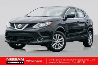Used 2018 Nissan Qashqai SV FWD ANGLES MORTS / CAMERA DE RECUL / BLUETOOTH for sale in Montréal, QC