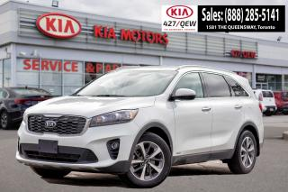Used 2019 Kia Sorento EX V6 | Blindspot Alert | Leather | Auto Climate for sale in Etobicoke, ON
