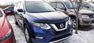Used 2017 Nissan Rogue SV for sale in Rivière-Du-Loup, QC