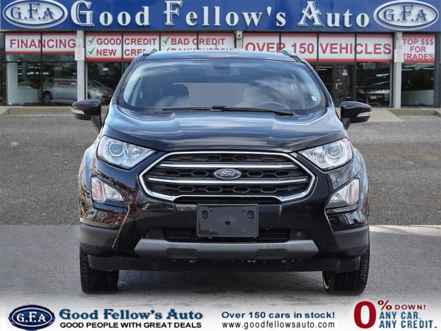 2018 Ford EcoSport TITANIUM, SUNROOF, NAVIGATION, REARVIEW CAMERA,4WD