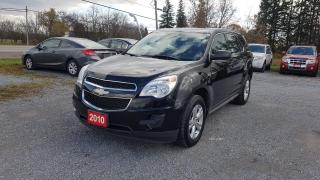 2010 Chevrolet Equinox LS LOW KMS CERTIFIED