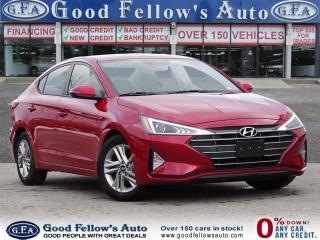 Used 2019 Hyundai Elantra PREFERRED MODEL, REARVIEW CAMERA, HEATED SEATS for sale in Toronto, ON