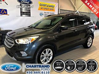 Used 2018 Ford Escape SEL 4RM for sale in Laval, QC