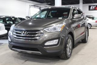 Used 2014 Hyundai Santa Fe Sport PREMIUM 4D Util 2.4L AWD for sale in Lachine, QC