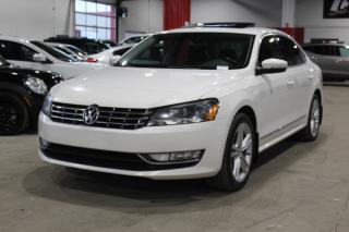 Used 2013 Volkswagen Passat COMFORTLINE 4D Sedan 2.0 for sale in Lachine, QC
