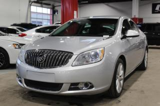 Used 2012 Buick Verano LEATHER 4D Sedan for sale in Lachine, QC