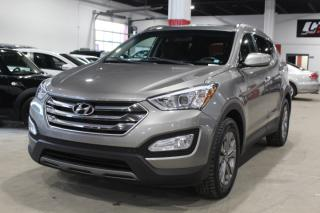 Used 2016 Hyundai Santa Fe Sport PREMIUM 4D Util 2.4L AWD for sale in Lachine, QC