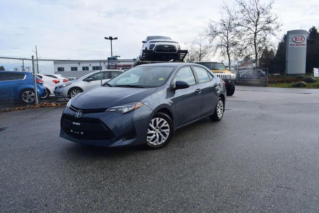 2017 Toyota Corolla PL/PW/AC/AUTO/CLOTH/CARPL