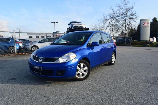 2009 Nissan Versa S/SL AC/AUTO/PL/PW/CC/CD/ABS