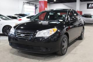 Used 2010 Hyundai Elantra L 4D Sedan for sale in Lachine, QC