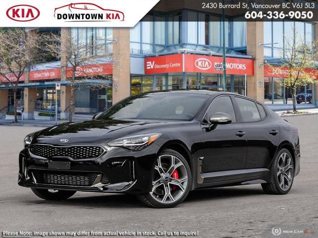 2020 Kia Stinger GT Limited Black INT.