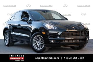 Used 2017 Porsche Macan CUIR / TOIT / CAMERA CUIR / TOIT / CAMERA for sale in Montréal, QC