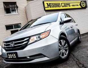 Used 2015 Honda Odyssey BACK UP CAM | EX-L | BLUETOOTH | LOADED for sale in St. Catharines, ON