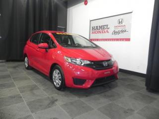 Used 2015 Honda Fit LX PRATIQUE ET ECONOMIQUE !!! for sale in St-Eustache, QC