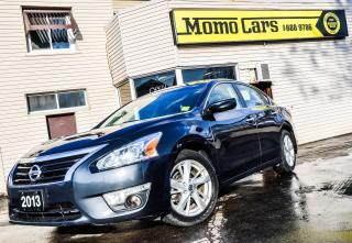 Used 2013 Nissan Altima 2.5 SV | LEATHER | LOADED for sale in St. Catharines, ON