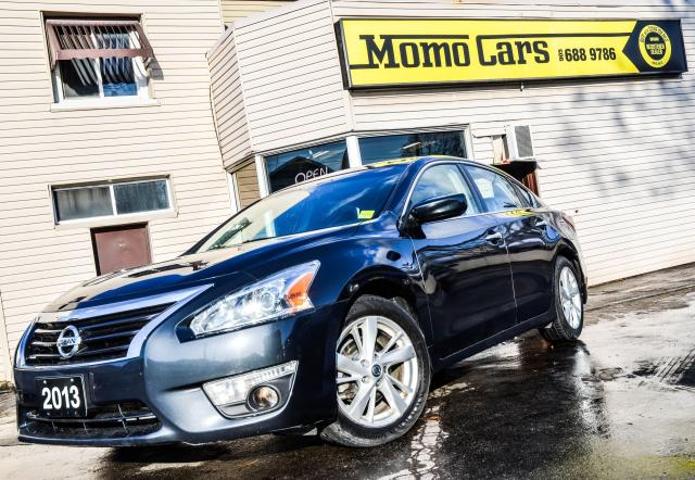 2013 Nissan Altima 2.5 SV | LEATHER | LOADED