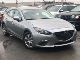 Used 2015 Mazda MAZDA3 GX SKYACTIV for sale in Mirabel, QC