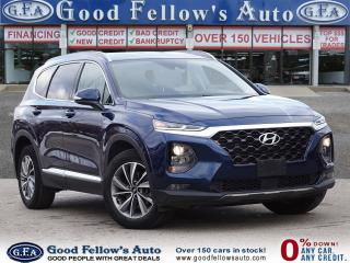 Used 2019 Hyundai Santa Fe PREFERRD, DRIVER ASSIST, 2.4L, AWD, HEATED SEATS for sale in Toronto, ON