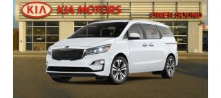 New 2020 Kia Sedona SX Tech for sale in Owen Sound, ON