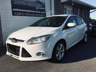 Used 2012 Ford Focus HB SE for sale in St-Lin-Laurentides, QC
