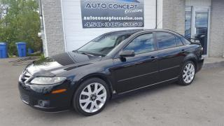 Used 2006 Mazda MAZDA6 Sport Hb Gt for sale in St-Lin-Laurentides, QC