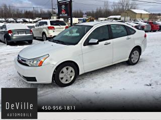 Used 2008 Ford Focus 2008 Ford Focus SE Auto A/C Certifié for sale in Granby, QC