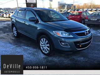 Used 2010 Mazda CX-9 Gt Awd Cuir for sale in Granby, QC