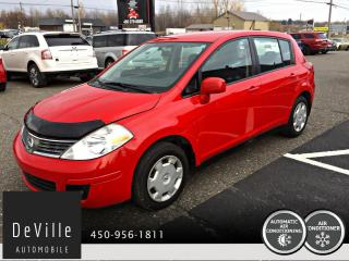 Used 2009 Nissan Versa 2009 Nissan Versa 1.8S Auto A/C for sale in Granby, QC