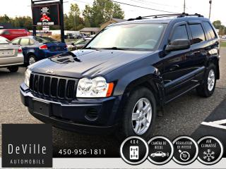 Used 2005 Jeep Grand Cherokee 2005 Jeep Grand Cherokee Laredo AWD**TRE for sale in Granby, QC
