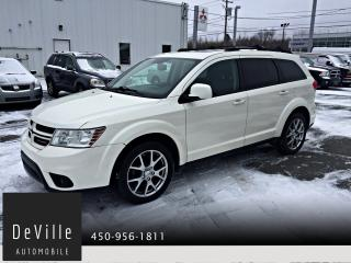 Used 2012 Dodge Journey AWD Rallye R/T for sale in Granby, QC