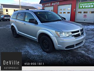 Used 2009 Dodge Journey 2009 Dodge Journey SE for sale in Granby, QC