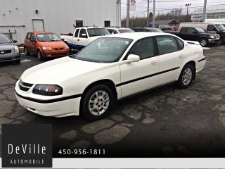 Used 2004 Chevrolet Impala 2004 Chevrolet Impala Automatique for sale in Granby, QC