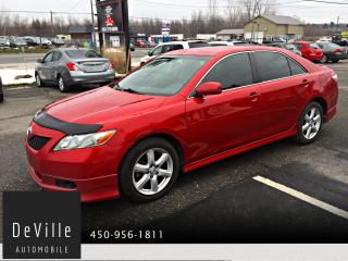 Used 2007 Toyota Camry 2007 Toyota Camry Manuelle SE for sale in Granby, QC
