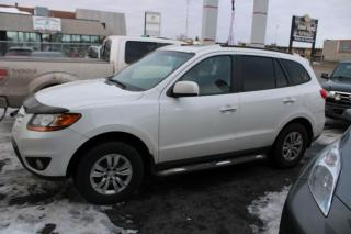Used 2010 Hyundai Santa Fe Traction intégrale 4 portes V6 Auto Limi for sale in Lemoyne, QC