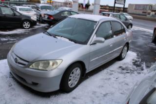 Used 2004 Honda Civic Berline LX, 4 portes, boîte automatique for sale in Lemoyne, QC