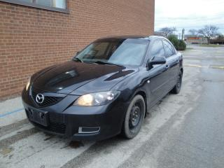 Used 2008 Mazda MAZDA3 MAZDA 3 for sale in Oakville, ON