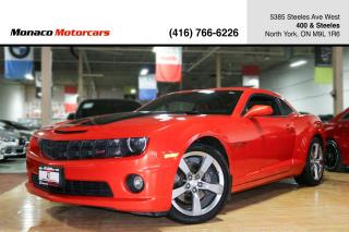 Used 2010 Chevrolet Camaro 2SS - REMOTE START|SUNROOF|LEATHER|HEATED SEATS for sale in North York, ON