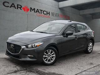 Used 2018 Mazda MAZDA3 GS / *AUTO* / NO ACCIDENTS for sale in Cambridge, ON