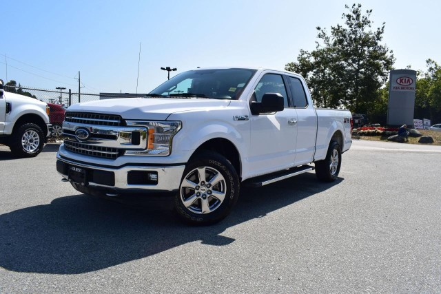 2018 Ford F-150 SUPERCAB XTR 4X4