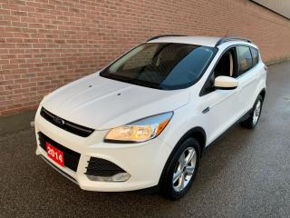 Used 2014 Ford Escape SE, ALL WHEEL DRIVE, CERTIFIED for sale in Ajax, ON