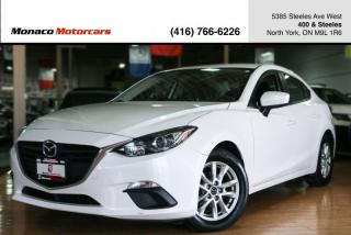 Used 2015 Mazda MAZDA3 GS - NAVIGATION|BACKUP CAMERA|ALLOYS|BLUETOOTH for sale in North York, ON