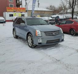 Used 2008 Cadillac SRX AWD - Luxury for sale in Edmonton, AB