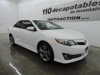 Used 2013 Toyota Camry SE - NAVIGATION for sale in St-François-Du-Lac, QC