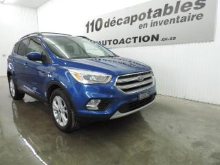 Used 2017 Ford Escape SE AWD ECOBOOST - NAVIGATION for sale in St-François-Du-Lac, QC
