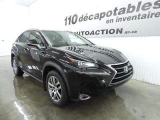 Used 2015 Lexus NX 200t AWD - TOIT OUVRANT for sale in St-François-Du-Lac, QC
