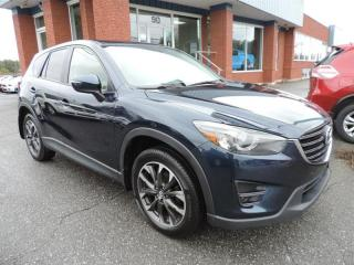 Used 2016 Mazda CX-5 GT AWD SPORT PACKAGE - NAVIGATION - CAMÉRA RECUL - for sale in St-François-Du-Lac, QC