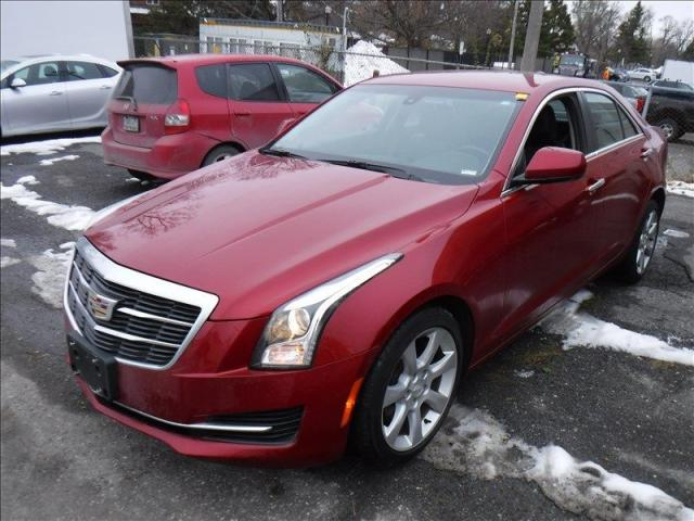 2015 Cadillac ATS AWD, BOSE AUDIO, BACK-UP CAMERA, LOADED!